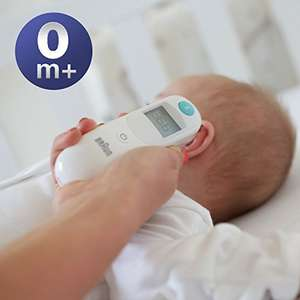 Braun IRT6020 ThermoScan 5 Infrarot Ohrthermometer (Prime / Oster Angebote)