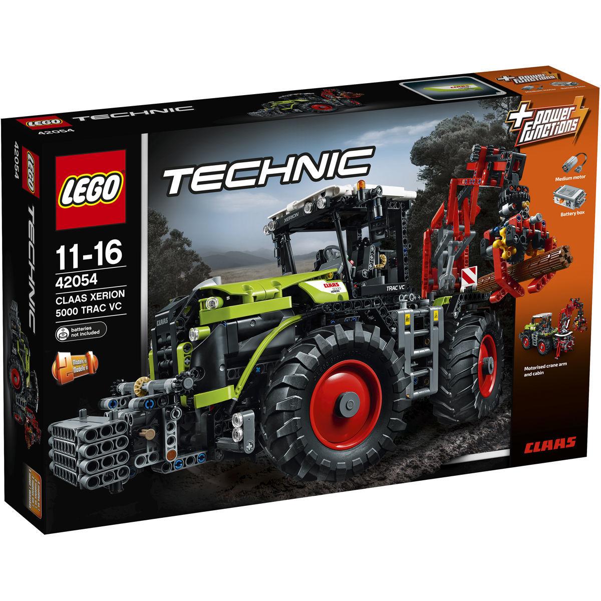 LEGO® Technic 42054 CLAAS XERION 5000 für 110,50 Euro