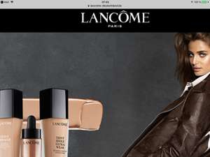 Make-up Probe gratis (Lancome)