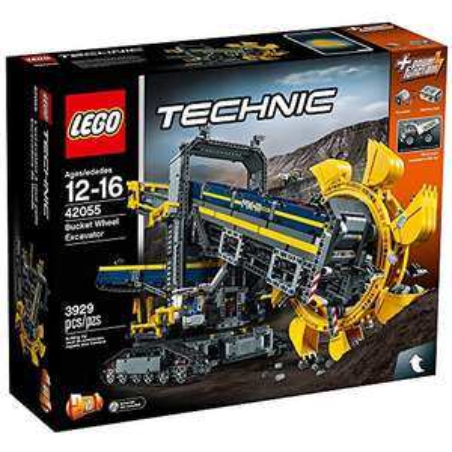 [amazon UK] LEGO 42055 Technic Schaufelradbagger für 144,49 €