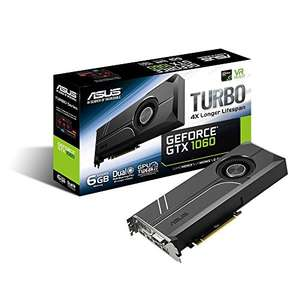 ASUS Turbo GeForce GTX 1060 bei Amazon.fr
