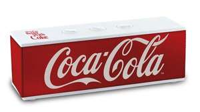 Bigben BT01 Bluetooth Lautsprecher Coca Cola 10€ bei Marktabholung