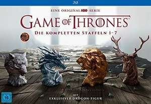 Game of Thrones: Die kompletten Staffeln 1-7 als Ultimate Collector's Edition (Limited Edition) [Blu-ray]