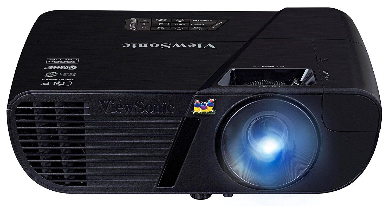 [Amazon Tagesdeal] Viewsonic PJD7720HD DLP Projektor (Full-HD 1920 x 1080 Pixel, 3200 ANSI Lumen, 22000:1 Kontrast, 3D)