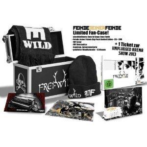Frei.Wild: Feinde Deiner Feinde (Limited Deluxe Box) [CD+DVD]