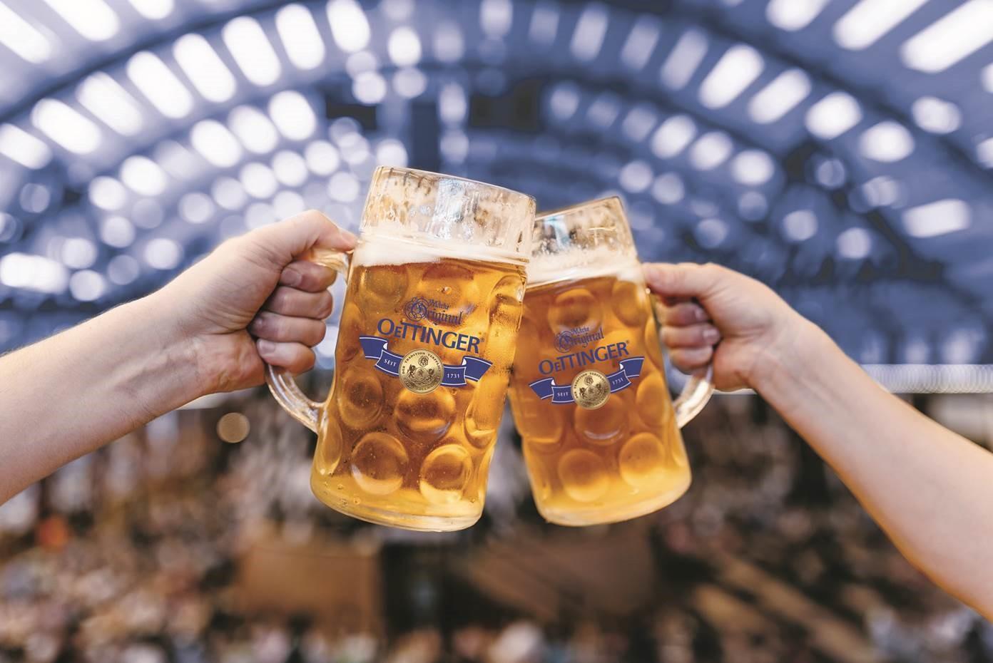 [REAL] Original Oettinger Bier in vielen verschiedenen Sorten für nur 4,99 EUR Ab 2 Kästen