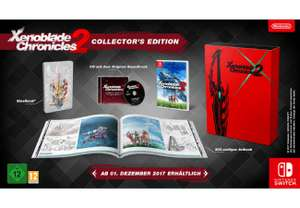 Xenoblade Chronicles 2 Collector's Edition (Switch) für 59€ bzw. 44€ (eBay Plus) versandkostenfrei (Saturn)