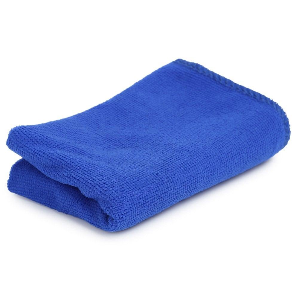 Rosegal 30 x 70cm Mehrzweck Mikrofaser Reinigungstuch absorbierende Waxing Handtuch - blau 0,07 Euro inkl Versand