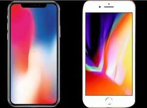 Apple iPhone X für 189€, iPhone 8 Plus für 49€ im Vodafone Smart XL Tarif (6GB) ab ~1177€