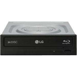 LG BH16NS55 Blu-ray Brenner (intern, SATA, schwarz) UNTERSTÜTZT BD-XL (QL UND TL) & M-Disc/Disk @ SATURN @ ebayPlus