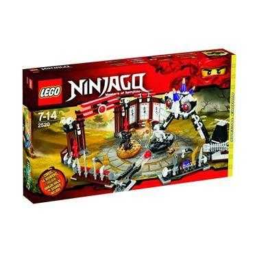[duo-shop.de] LEGO NINJAGO 2520 - Spinjitzu Battle Arena
