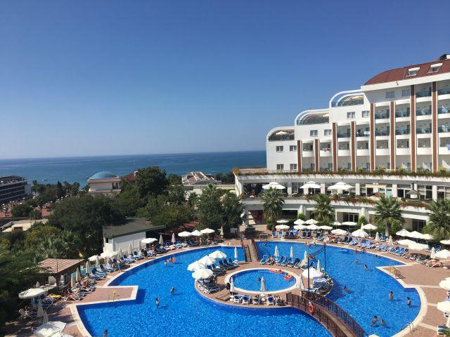 1 Woche All Inklusive im 5 Sterne Hotel in Side/Türkei für 229,- pro Person ab DUS, NUE und TXL