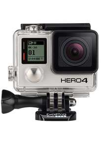 GoPro Hero4 | 4K Action Cam | Bluetooth WLAN | Zustand: wie neu | 36 Monate Garantie