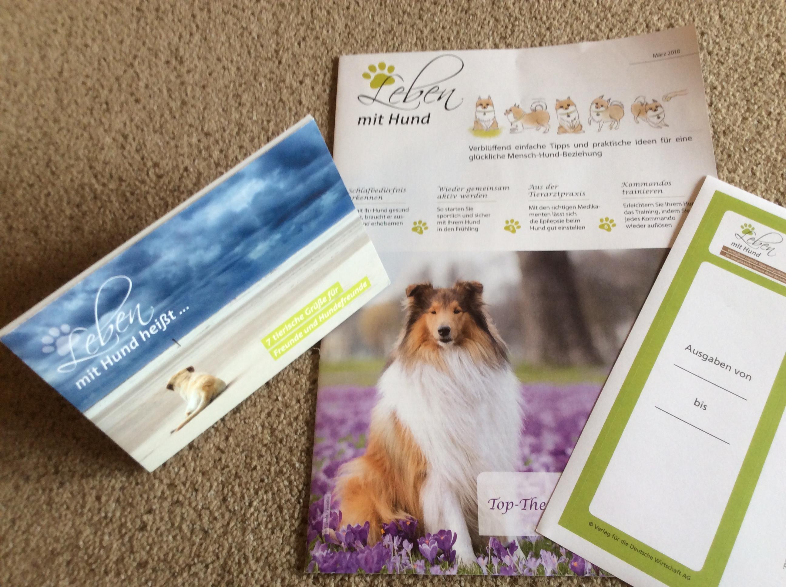 Leben mit Hund (eine Geschenkausgabe vom VNR-Verlag)