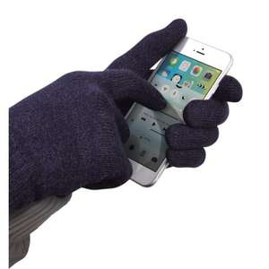 Take this, winter! Trust Sensus Touchscreen Handschuhe für 1€ lokal, 4,99€ online inkl. VK