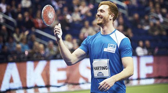 DKB live (als Aktivkunde): Tickets für Leichtathletik-Meisterschaften in Nürnberg