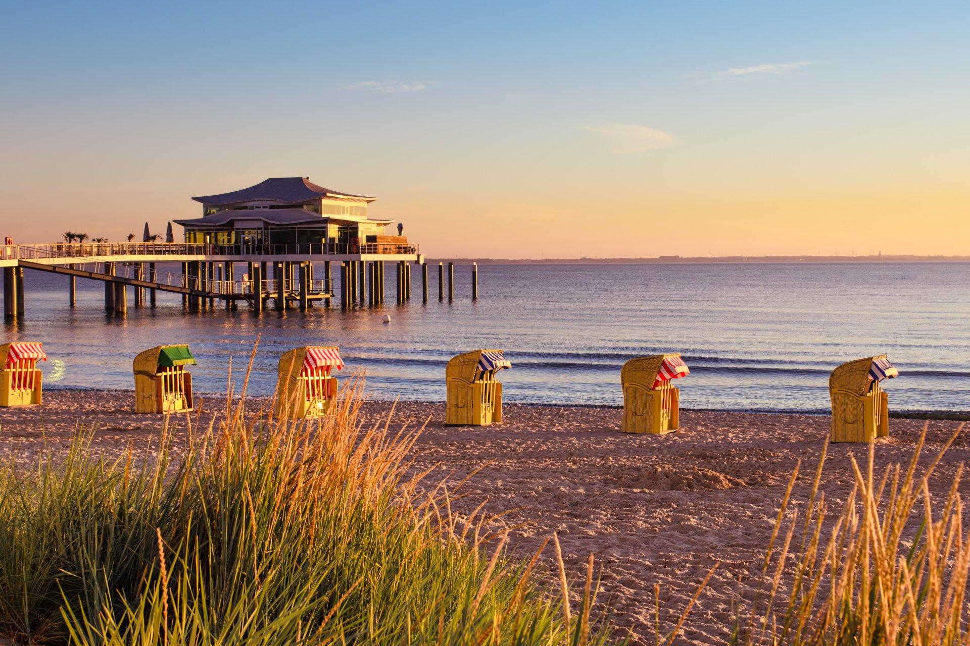 3 – 15 Tage am Timmendorfer Strand: 4* Yachtclub-Hotel inkl. Frühstück, Dinner & Wellnessbereich ab 119€ p.P.