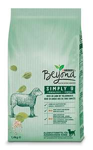 [AMAZON] Purina Beyond Simply 9 Hundetrockenfutter, 6er Pack (6 x 1,4kg Beutel) -18%