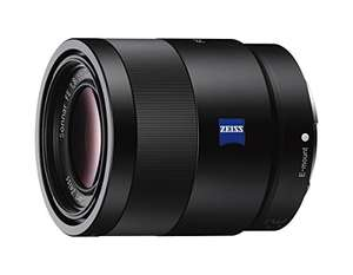 Sony Zeiss Sonnar T* FE 55mm f1.8 ZA (SEL-55F18Z) Objektiv für 683,41€