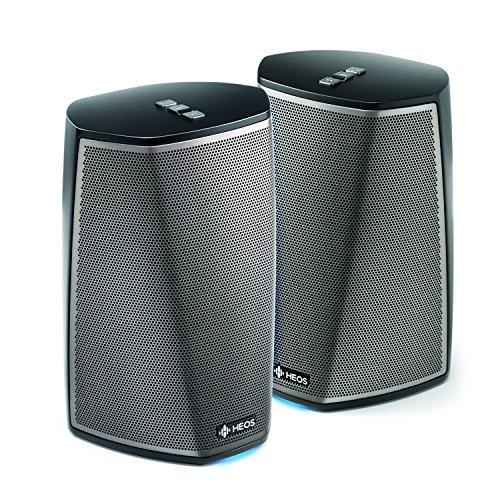 [Amazon.fr] Denon Heos 1 HS2 Duo Pack schwarz (wieder verfügbar, noch günstiger)