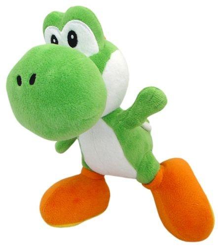Nintendo Plüschfigur Yoshi (23cm)  für 12,25€ (Amazon Prime)