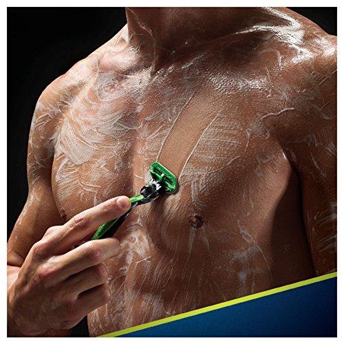 Gillette Body 3 Rasierklingen für Männer