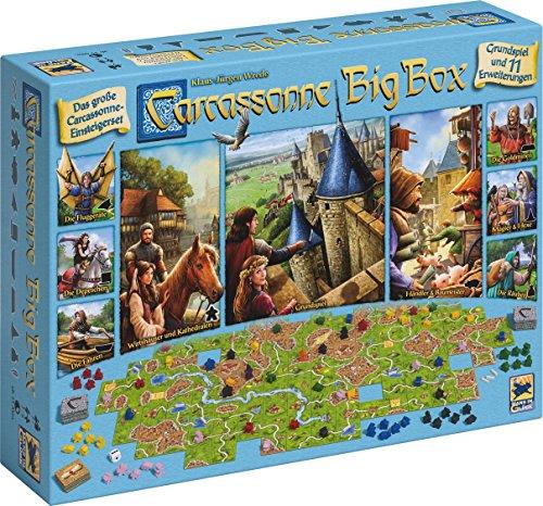 Schmidt Spiele Hans im Glück 48279 Carcassonne