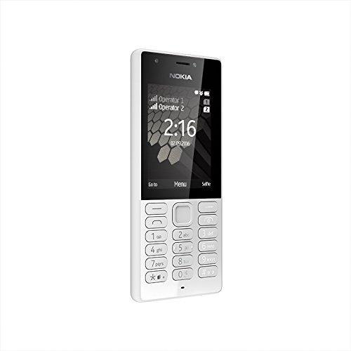 Nokia 216 Dual SIM, grey bei Amazon.de