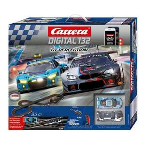 Carrera: DIGITAL 1:32 SETS FH GT Perfection für 299,99€ statt 379,99€