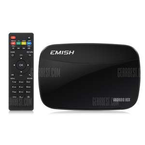 EMISH X700 Smart TV Box für 13,88€ (Gearbest)