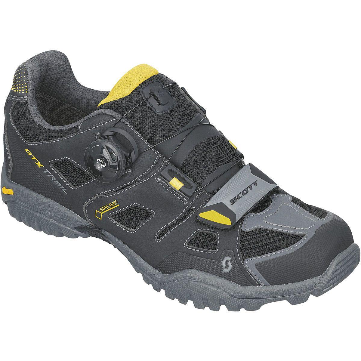 Scott Herren GORE-TEX® MTB-Schuh Trail Evo, schwarz Größe 46