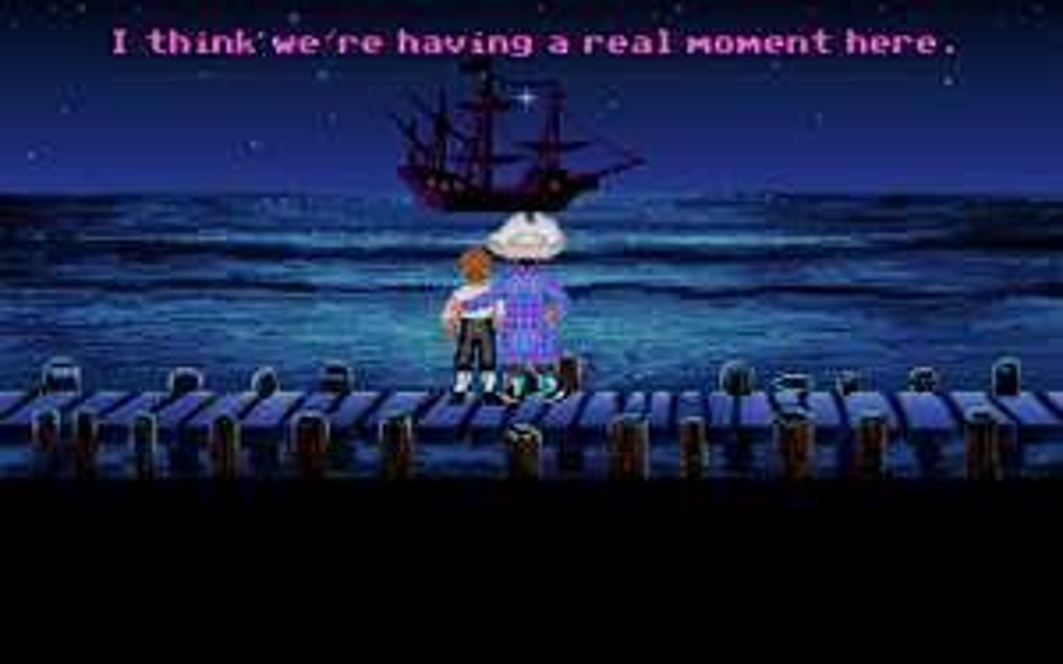 Monkey-Island-Special bei [GOG] - Monkey Island I + II + The Curse of Monkey Island für 9,67€