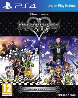 Kingdom Hearts HD 1.5 + 2.5 Remix (PS4) für 21,52€ (ShopTo)