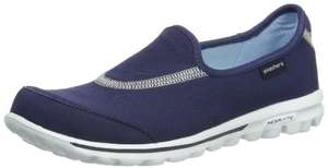 Skechers Damen Go Walk Slipper, Gr. 35