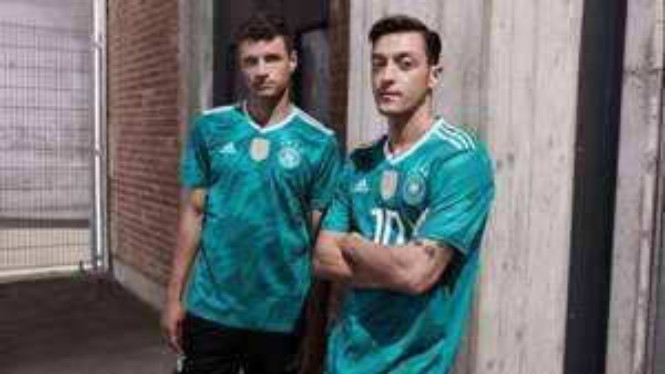 adidas DFB Deutschland WM 2018Auswärtstrikot