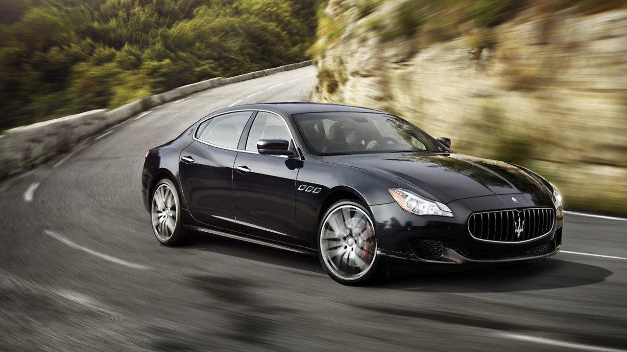 Maserati Quattroporte: Lagerfahrzeuge MJ 2017 oder Diesel