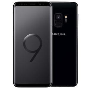 [ebay.de] Samsung Galaxy S9 SM-G960F/DS - 64GB (Ohne Simlock) Midnight Black Dual Sim NEU