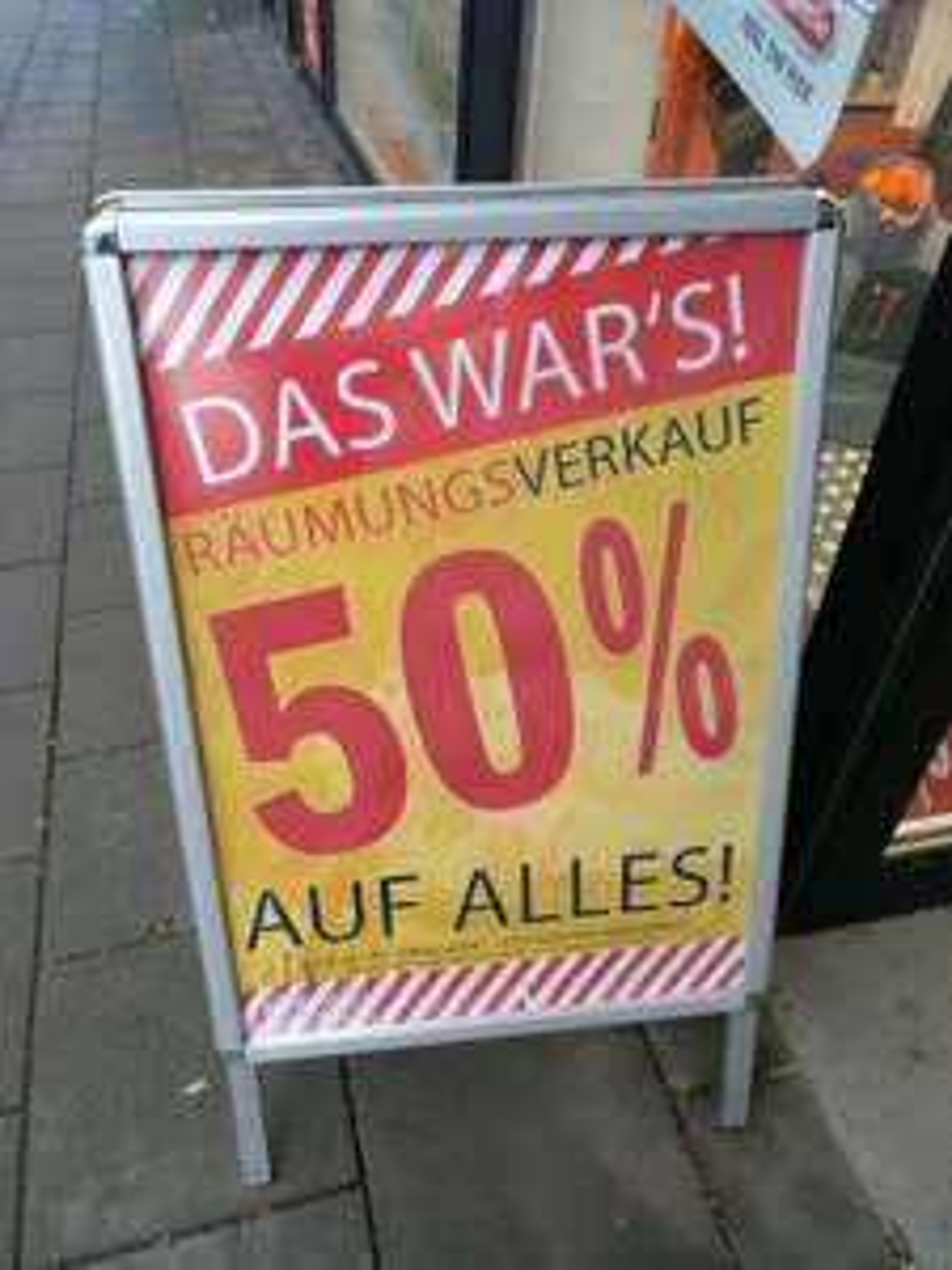 [lokal Köln] Hein Gericke 50% Rabatt auf Alles!