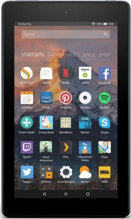 2x Amazon Fire 7 Tablet (16GB) für 59,90€ (Filiale) bzw. 63,85€ (Versand) [Cyberport]