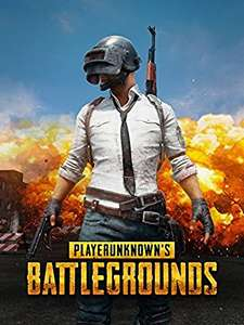 PLAYERUNKNOWN'S BATTLEGROUNDS (PUBG) [PC]