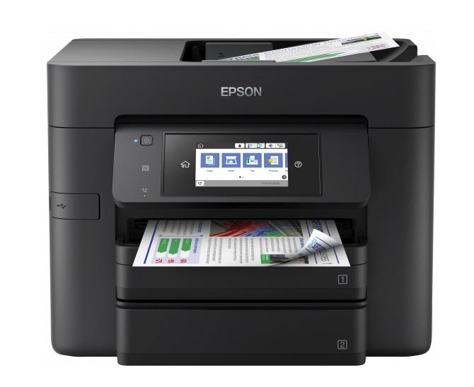 Epson WorkForce Pro WF-4740DTWF mit LW-400 Etikettendrucker  und 20EUR Cashback