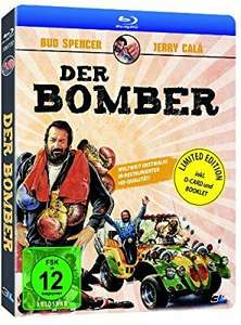 Der Bomber - O-Card Version (exklusiv bei Amazon.de) [Blu-ray] [Limited Edition] [Amazon Prime]