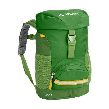 VAUDE Ayla 6 Kleinkinder-Rucksack 6 L, parrot green
