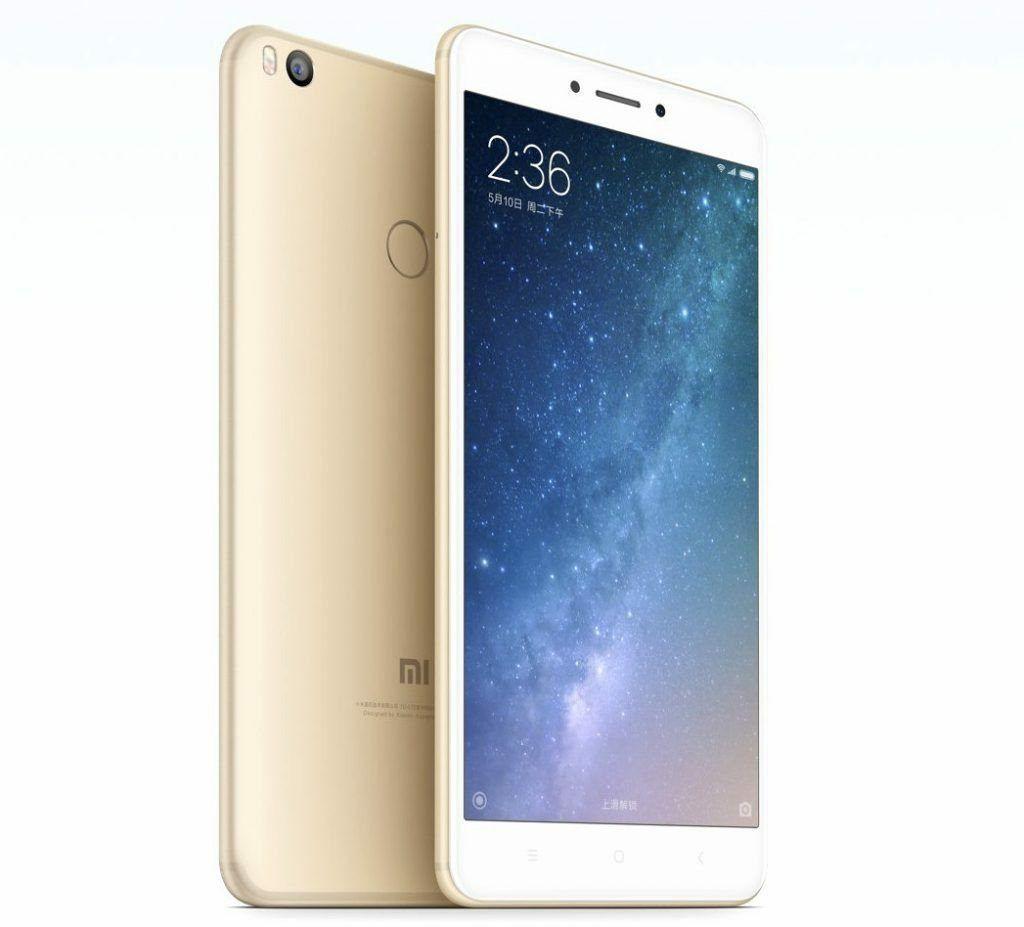 Xiaomi Mi Max 2 64GB/4GB für 191€ aus DE Lager und 195€ aus China