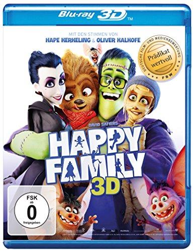[Amazon] Happy Family [3D Blu-ray] für 12,97€ (Amazon Prime)