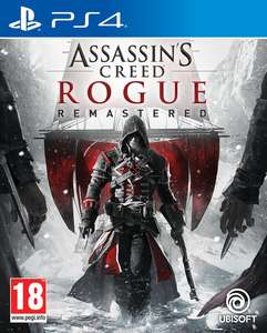 Assassin's Creed: Rogue Remastered (PS4 & Xbox One) für je 19,50€ (Coolshop)