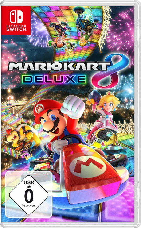 Mario Kart 8Deluxe (Switch)