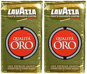 [Amazon Sparabo] Lavazza Qualita Oro 2 x 250 g