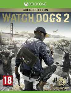 Watch Dogs 2 - Gold Edition (Nordic) (Xbox One)