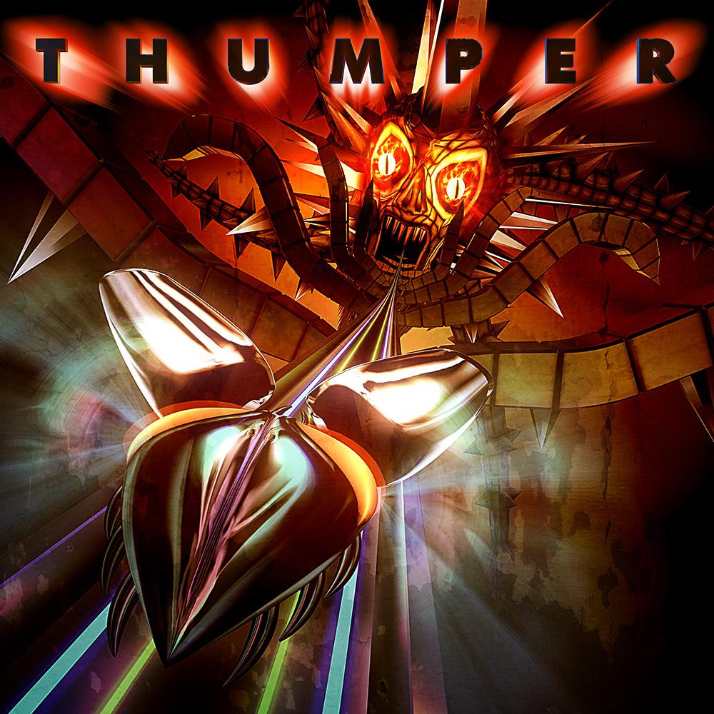 """Rhythmus Spiel """"THUMPER"""" für Nintendo Switch 40% günstiger"""